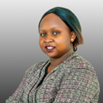Rosemary Kimwatu (Head of Public Policy at Oxygene Marketing Communication Limited)
