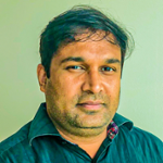 Karthik Ananda Rao (Evangelist at Manage Engine)