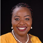 Amb. Dr. Monica Juma (Cabinet Secretary at Ministry of Defence)