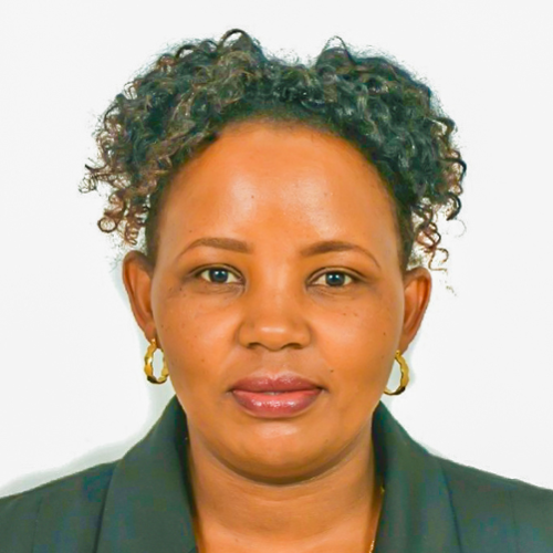 Lucy Muiruri (Principal Consultant at Cyber Partners Limited)