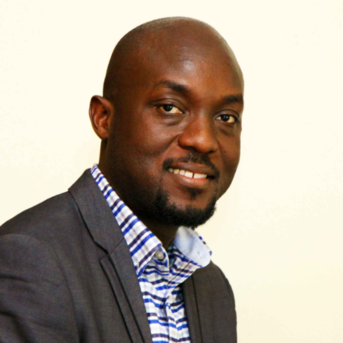 Kenneth Ogwang' (CIO at East Africa Breweries)