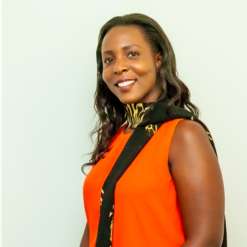 Aprielle Moraa (Managing Director of Infosphere Limited)