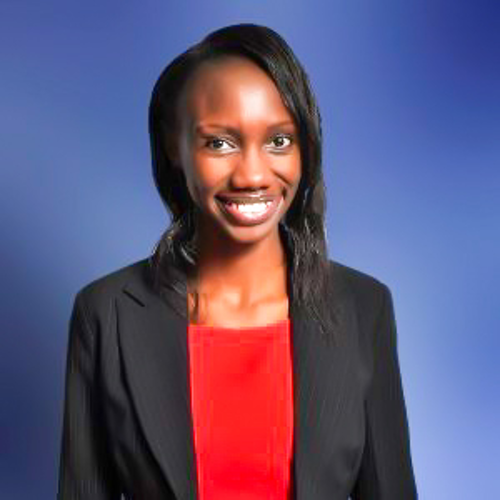 Florence Bwana (Head of Technology at Kenswitch)
