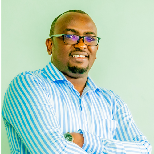 Francis Ngugi (IT Specialist at the Insurance Sector)