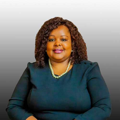 Mercy Wanjau (Ag. Director General of Communications Authority Kenya)